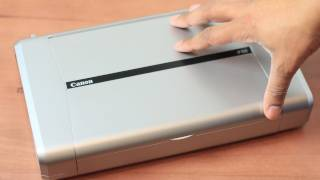 Review: Canon PIXMA iP100 Mobile Printer