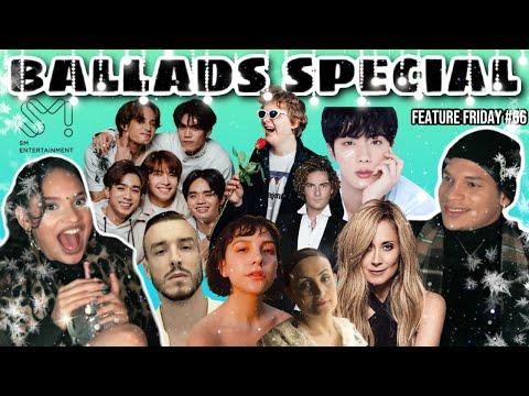 BALLAD SPECIAL|SMTOWN,Lara Fabian,SB19,Cem Adrian,BTS,Lewis Capaldi,David Bisbal,Priscilla Alcantara