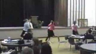 Talent Show Swing Performance - That