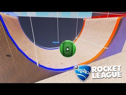 Rocket League - Novo Modo Skate com Half Muito Show