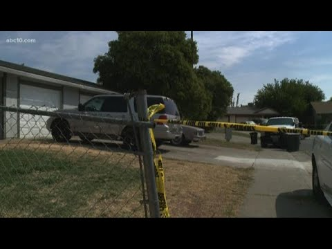 3-year-old girl injured in South Sacramento drive-by shooting in critical condition
