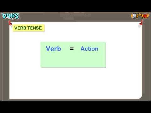 Verbs - Grammar Lesson for Grade 3