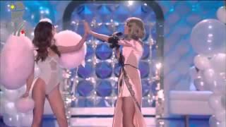 Victoria's Secret Fashion Show - Taylor Swift, Ed Sheeran, Ariana Grande, Hozier