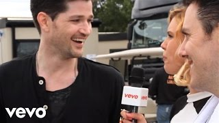The Script - The Script - Summer Six live at the Isle of Wight Festival Interview