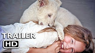 MIA AND THE WHITE LION Official Trailer 2019 Adventure, Drama Movie