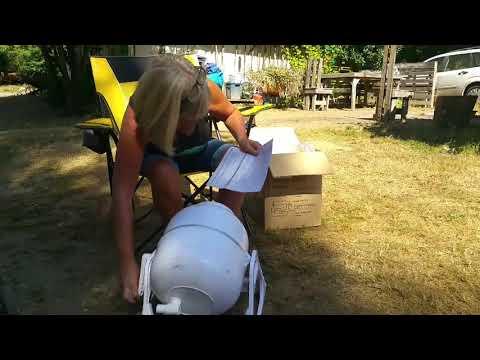 Portable Laundry, Avalon Bay Eco Wash - Full time van life