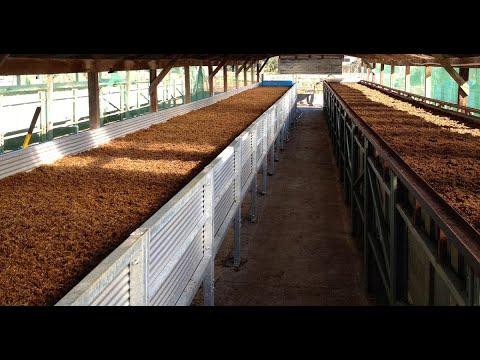 ПАН107. Промышленное производство биогумуса ( вермикомпост ) в странах СНГ. Технология.