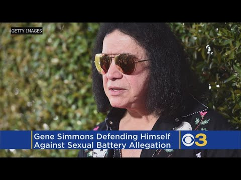 Gene Simmons Talks Sexual Harassment Mp3