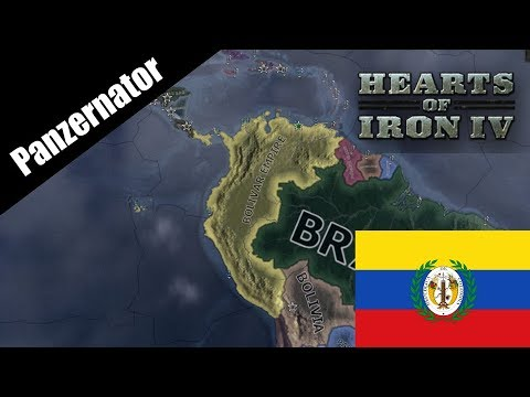 Gran Colombia Guide - HoI4: Waking the Tiger -  Formable Nation Tutorial