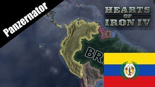 Gran Colombia Guide - HoI4: Waking the Tiger -  Formable Nation Tutorial<