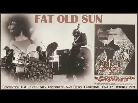 Pink Floyd - Fat Old Sun (1971-10-17) 24/96