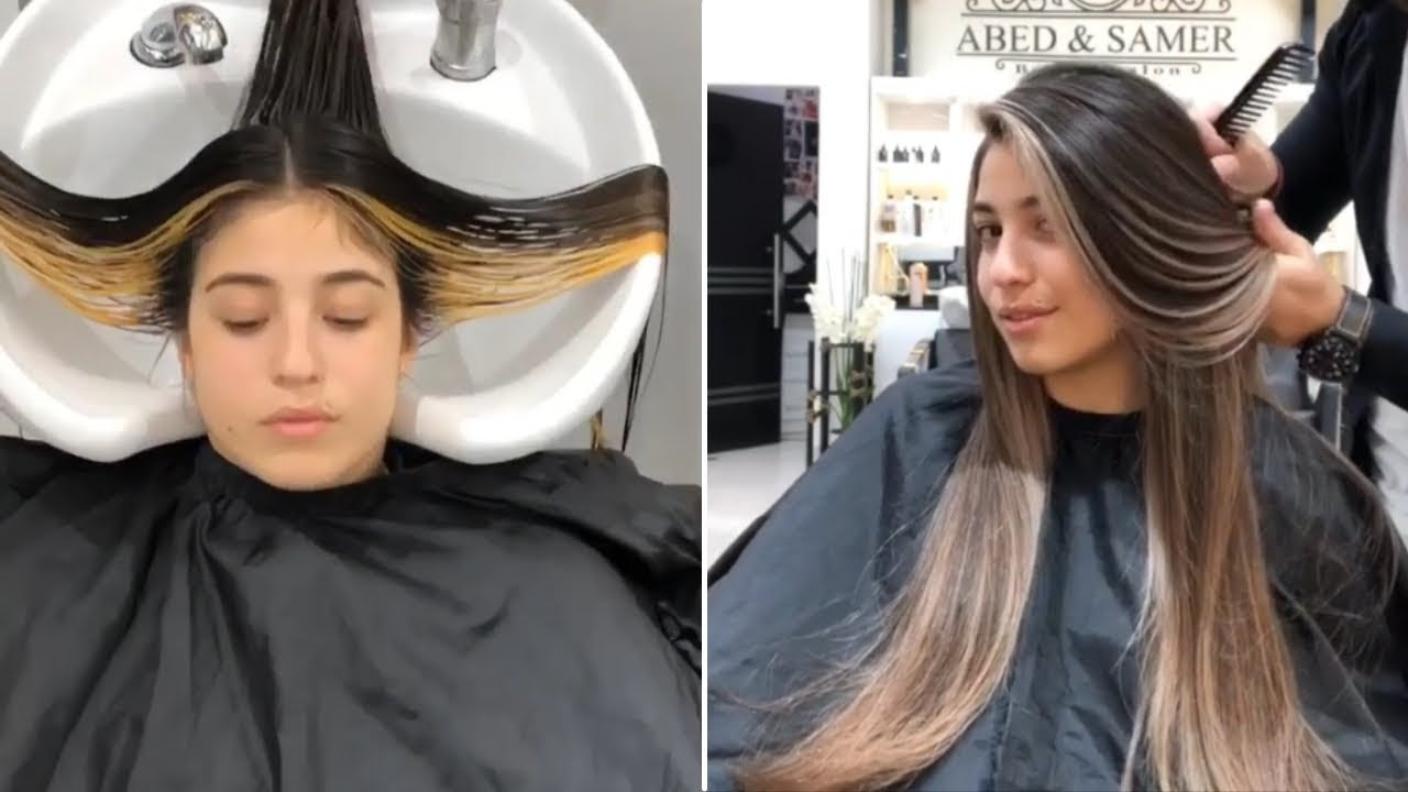 amazing 11 hair color transformations | new hairstyles compilation
