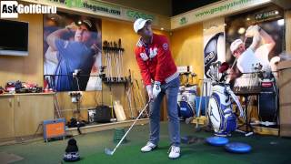 How To Hit a Golf Ball with Draw and Fade and Fun