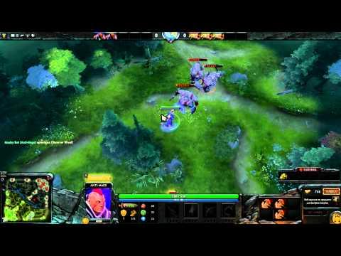 видео: dota 2 Секреты и особенности механики игры #1