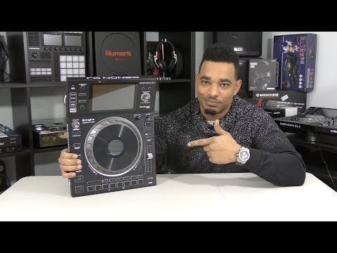 Denon DJ SC5000 PRIME Review Video