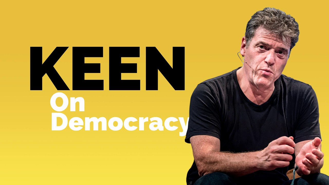 Why Democracy Is a Conversation — Andrew Keen