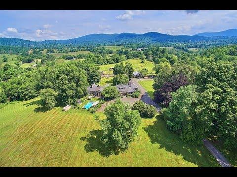 The Manor at Glen Gordon in Huntly, Virginia