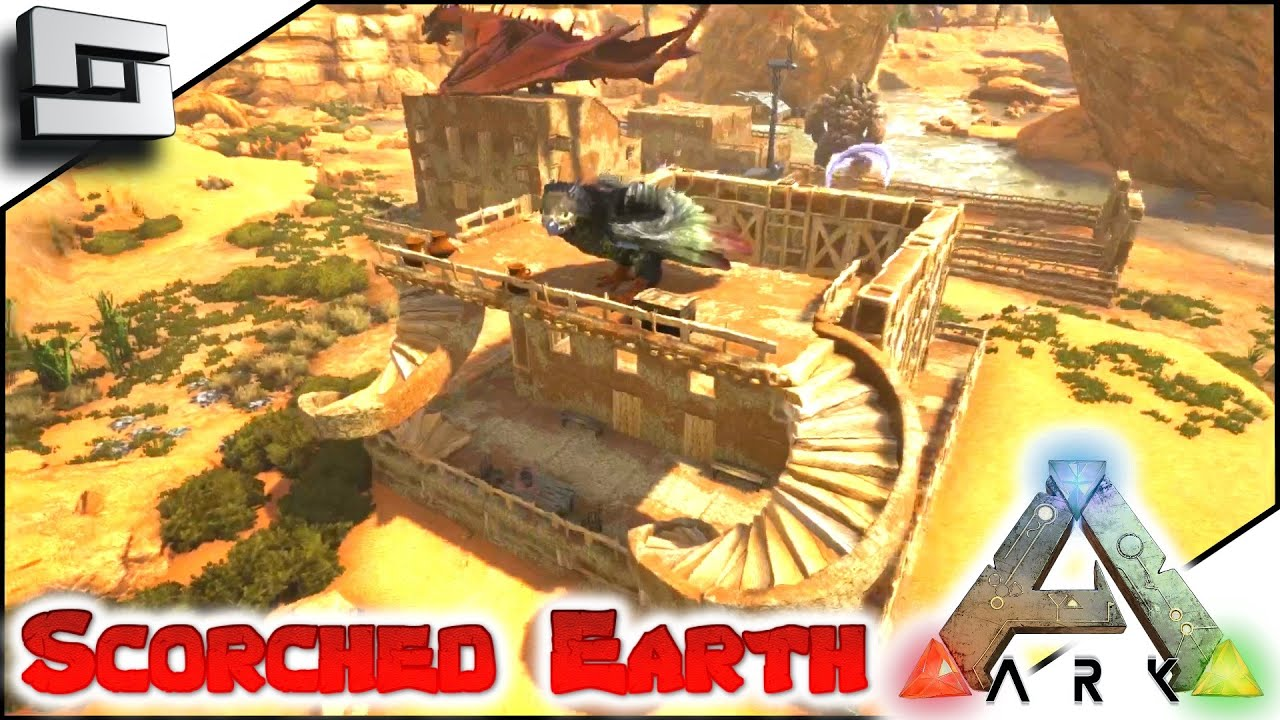 Scortched Earth Map.Ark Scorched Earth New Taming Pen E29 Scorched Earth Map