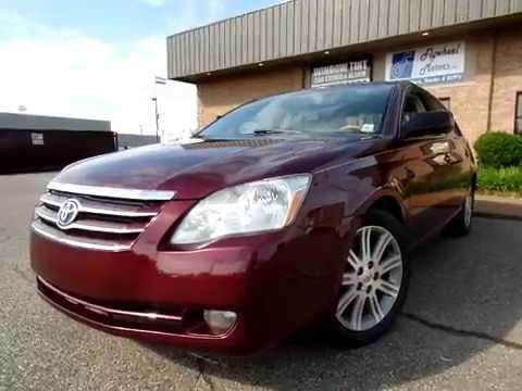 Exceptional 2005 Toyota Avalon Limited For Sale