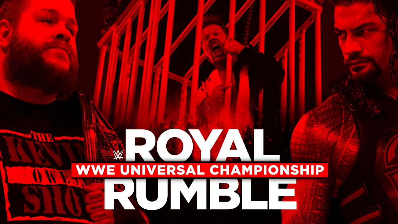 WWE Royal Rumble 2017: Reigns vs. Owens – Live Sunday, Jan. 29