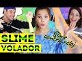 SLIME VOLADOR | Slime Contra Reloj | Diversion en Familia Golubeva | Yippee Family
