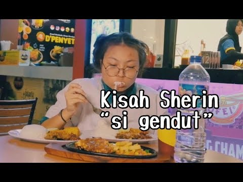 """Kisah Sherin """"Si Gendut"""" // Short Inspirational Movie"""