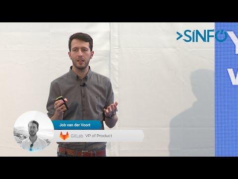 SINFO 24 - Job van der Voort (VP of Product at GitLab)