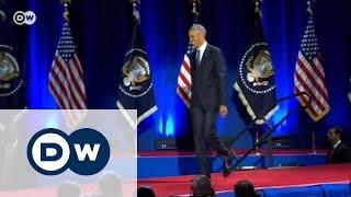 Итоги президентства Обамы  оправдались ли надежды?