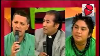 Pastor y Reverendo Debaten Matrimonio Gay en el PERÚ
