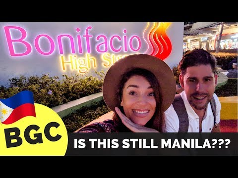 We are SHOCKED by BONIFACIO GLOBAL CITY