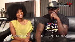 Video #NextUpTV: Billy Blue Talks New Album, Working w/ Lupe Fiasco & More with Ms. Phay download MP3, 3GP, MP4, WEBM, AVI, FLV Juni 2018