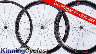 Bontrager Aeolus XXX 6 2018 Wheels Preview. Kinning Cycles