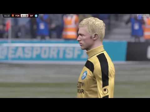 FIFA 15 II FC Nordsjaelland Vs Silkeborg IF - Denmark Superliga