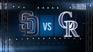 4/20/15: Kemp leads the way in Padres' lopside win