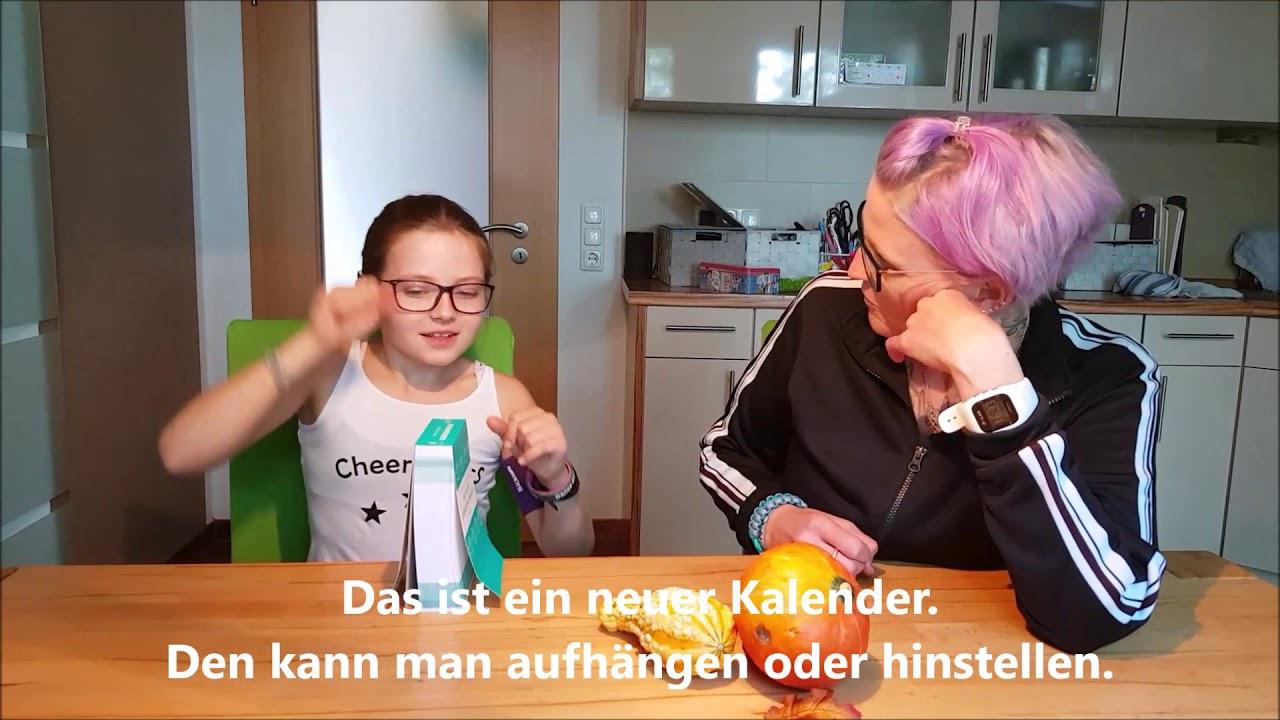 Youtube Gebärdensprache