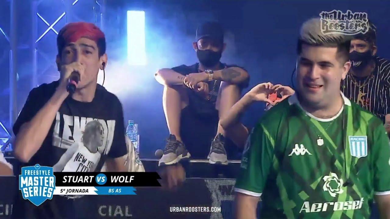 MINUTAZO A SANGRE STUART VS WOLF | FMS ARGENTINA JORNADA 5 2020 - YouTube