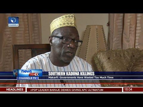 Southern Kaduna Killings: Govts Have Wasted Too Much Time - Makarfi