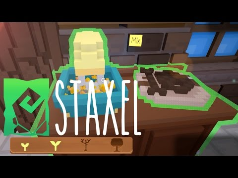Staxel • Sprout Edition | Cooking - Ep. 2