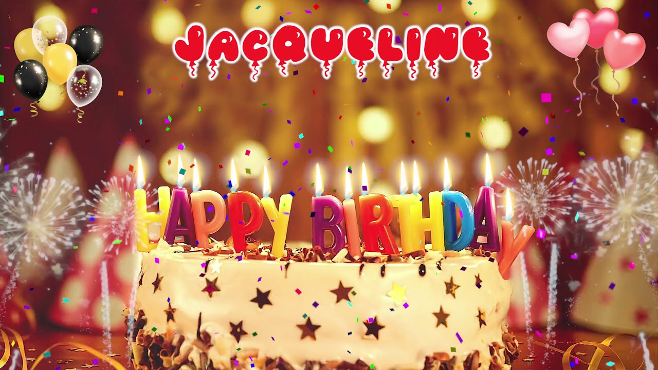 Download JACQUELINE Birthday Song – Happy Birthday Jacqueline