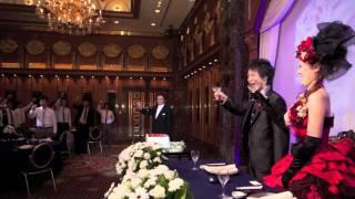 結婚式スライド EXILE 道 Masa&Akiyo 2011.10.1