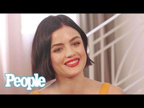 Lucy Hale Reveals Meaning Behind Her Most Recent Tattoo, Beauty Secrets & More | People NOW | People