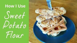 FAQ || Sweet Potato Flour/Starch