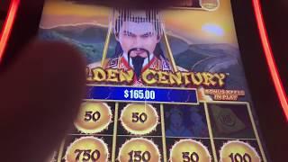 Golden Century Bonuses 11/14