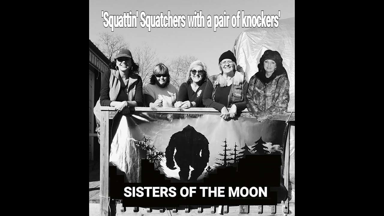Download NEW BIGFOOT DOCUMENTARY (Bigfoot Audio) Nov 2019 BIGFOOT ODYSSEY episode 12 Sisters Of The Moon