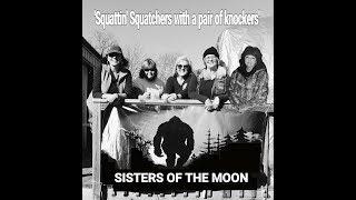 NEW BIGFOOT DOCUMENTARY (Bigfoot Audio) Nov 2019 BIGFOOT ODYSSEY episode 12 Sisters Of The Moon