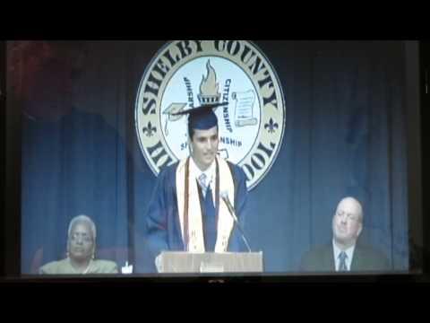 2014 Shelby County High School Valedictorian Speec