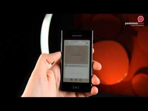 Celular Samsung Omnia W (SGH-I677)