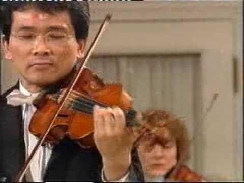 Bach - Concerto for Two Violins BWV 1043 - 2. Largo ma non t