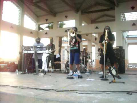 The U.A.G. Band & Ras-T Project