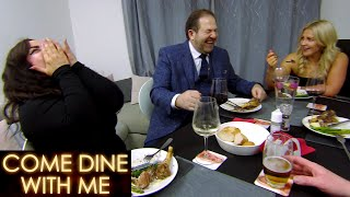 No-One Can Guess Anna's Job | Come Dine With Me